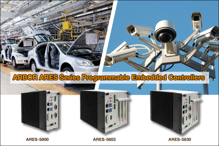 ARES 5800 series